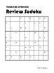 Translating Expressions - Review Sudoku