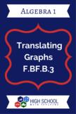 Translating Graphs F.BF.B.3