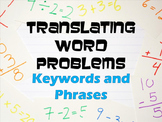 Translating Math Word Problems with Keywords