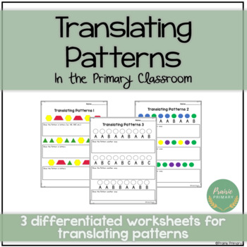 Translating Patterns
