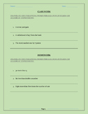 Translating word to Algebraic Expressions
