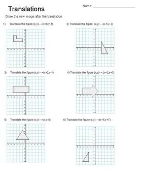 Translation Graph Practice