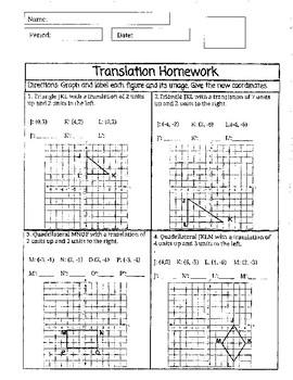 Translation Homework