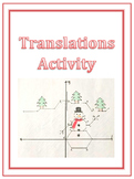 Winter Translations Activity