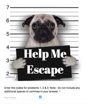 Translations – Bad Dog Breakout for Google Classroom!