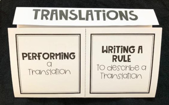Translations (Foldable)