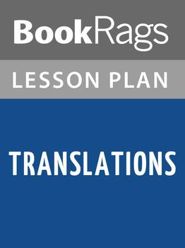 Translations Lesson Plans