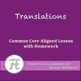 Translations (Lesson with Homework)