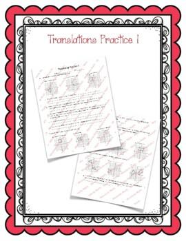 Translations Practice 1