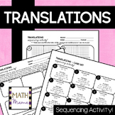 Translations Sequencing Activity!