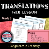Translations Web Lesson