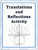 Fall Translations and Reflections Activity