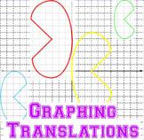 Translations of Graphs Worksheet: Function Notation & Translation Notation