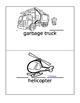 Transoportation Alphabet book