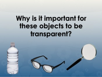 Transparency and Opaque