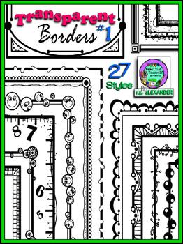 Transparent Borders 1