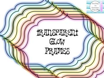 Transparent Glow Frames