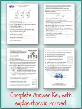 also Does Active Transport Require Energy   Ace Energy also  furthermore  besides  moreover Cell Physiology Memne Transport Worksheet Answers Transport likewise Cell Transport Worksheet  Osmosis  Diffusion  by Amy Brown Science together with Active Transport Worksheet Answers   Free Printables Worksheet likewise Cell Memne Coloring Worksheet Answers 28 Collection Of Cell likewise  additionally Cell Transport   Read     Biology   CK 12 Foundation additionally  in addition  as well  further MEMNE TRANSPORT furthermore Cellular Respiration Worksheets With Answers Cell Energy Worksheet. on transport in cells worksheet answers