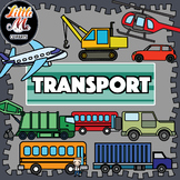 Transport Cliparts