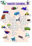 Transport Crossword
