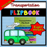 Transport Flipbook FREEBIE