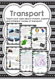 Transport, Imports and Exports