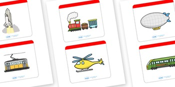 Transport Matching Cards