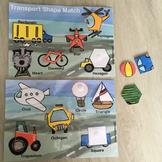 Transport shape Match