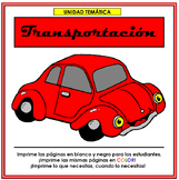 Transportacion Spanish unit