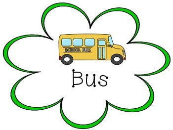 First Week of School:  Transportation