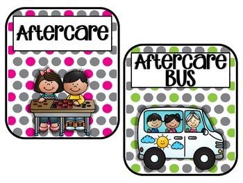 Transportation - Classroom Display