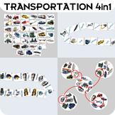 Transportation 4in1
