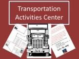Transportation Activities Center