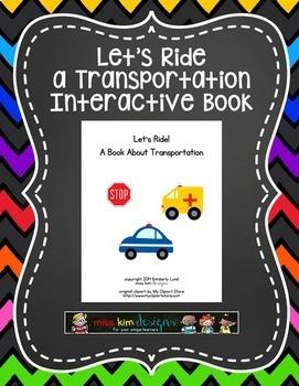 Transportation Adapted Book Bundle: 2 Transportation Adapted Books