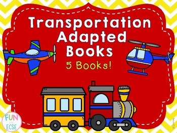 Transportation Adapted Books