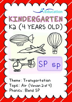 Transportation - Air (II): Blend SP - K2 (4 years old)
