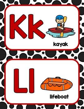 Transportation Alphabet!