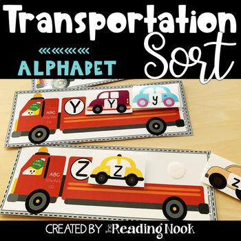 Transportation Alphabet Sort