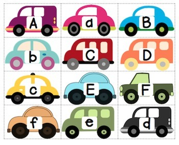 Transportation Alphabet Sort