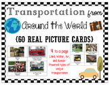 Transportation Around the World (Real Photos)