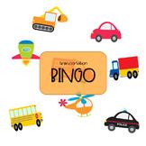 Transportation BINGO