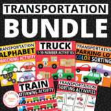 Transportation Activities Bundle