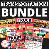 Transportation Activities Bundle