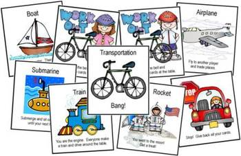 Transportation Bang! THE BUNDLE