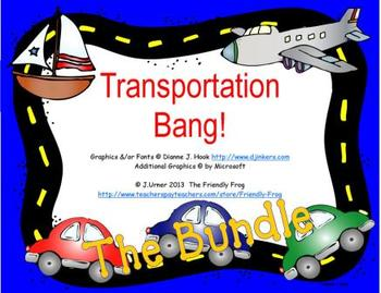 Transportation Bang! THE BUNDLE