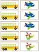 Transportation Pictograph