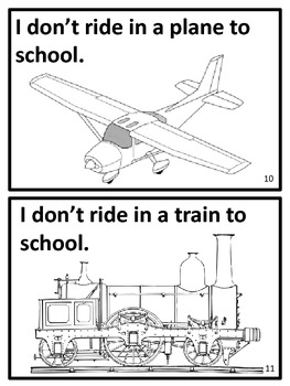 Transportation Booklet