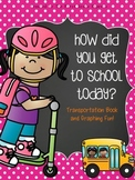 Transportation Booklet and Graphing Fun