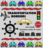 Transportation Borders