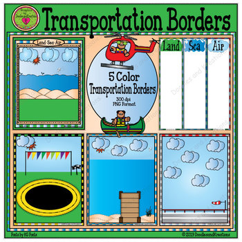 Transportation Borders
